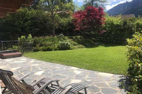 Wunderschöne 4 Z Gartenwohnung teilmöbliert