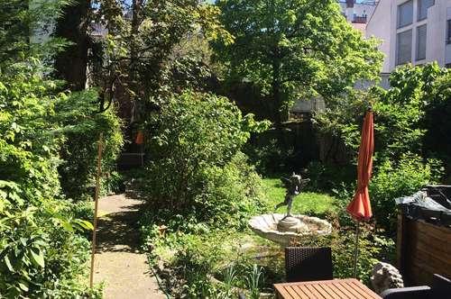 PROVISIONSFREI Altbauwohnung mit großem Garten 1070 Wien