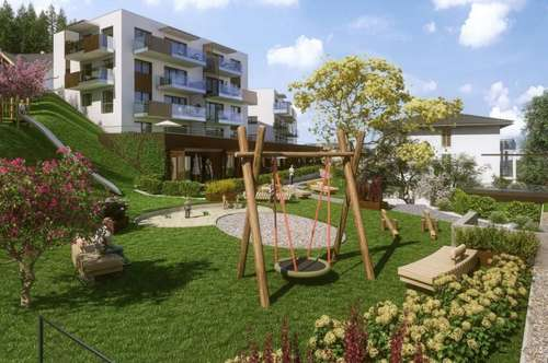 Geförderte Eigentumswohnung in Zell am See - 55 m²