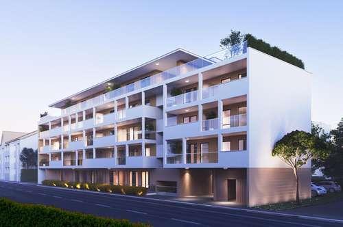 Für Bauträger - Baugenehmigtes Projekt in Eggenberg nähe FH