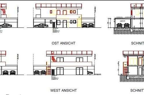 Zweifamilienwohnhaus, jede Wohnung völlig abgeschlossen und doch zusammen/Straßgang