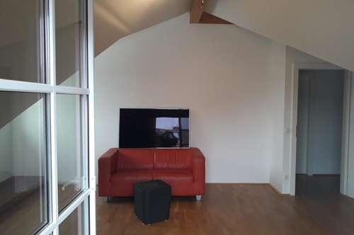 WALS – sonnige teilmöbl. 55qm WG-Zimmer mit gr. Balkon u. eigenen Bad um € 590,- (inkl. BK) - ab Sept.
