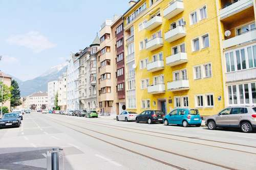 + Charmante 4 Zimmer Eigentumswohnung Innsbruck-Pradl +