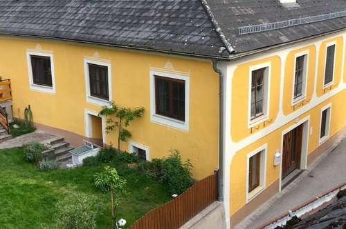 Schönes historisches Landhaus in der Wachau
