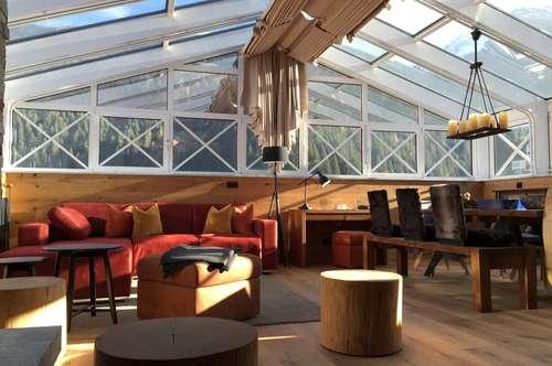 Ferienwohnrecht - Penthouse 2 Etagen - Ganzglasdach - bis 6 Personen - einzigartiger Luxus