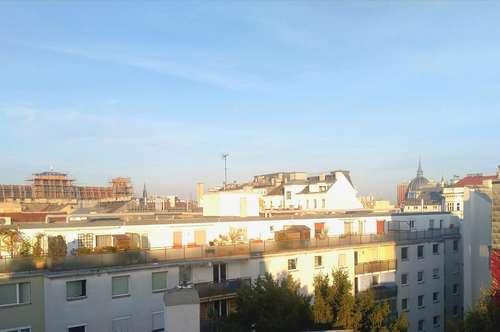 Nahe Westbahnhof: Lichtdurchflutete Dachgeschosswohnung in zentraler Lage, PROVISIONSFREI