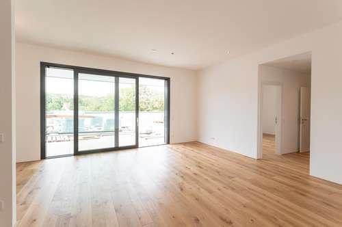 Erstbezug: Moderne Citywohnung mit 115m2 Dachterrasse/garten + Fitness Club