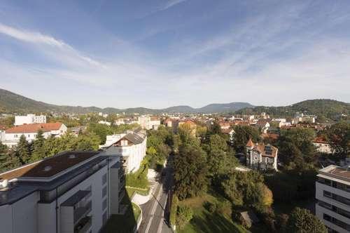 Über den Dächern von Graz! Erstbezug nach Sanierung!
