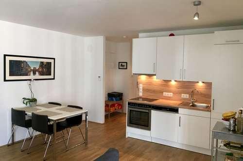 Möbliertes Apartment im Nordbahnviertel