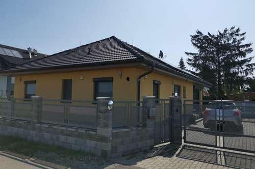 Bungalow 122m² im Grünen  (Wien-Nähe)