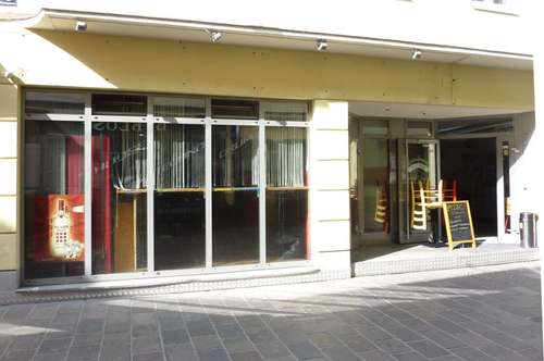 Bar/Restaurant in Innenstadtlage