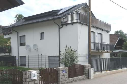 Neubau Haushälfte am Kreuzbergl