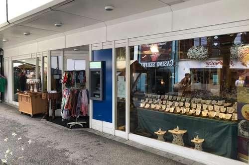 Gut gelegenes Geschäftslokal in der Fußgängerzone Seefelds
