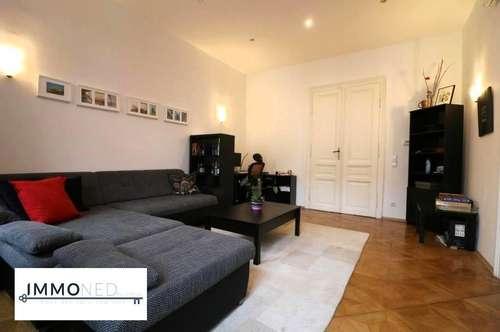 2-Zimmer Wohnung mit Gemeinschaftsgarten bei U3 Schweglerstraße