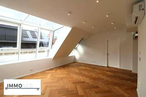 ERSTBEZUG 3-Zimmer Dachgeschosswohnung inkl. Dachterasse u. Balkon