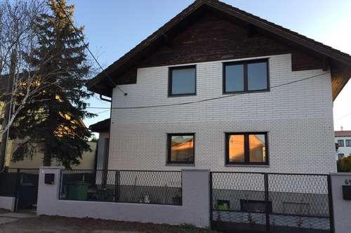 Erstbezug nach Sanierung - Doppelhaushälfte im grünen Essling