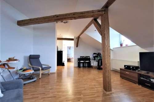 DB Immobilien - Dachgeschosswohnung der besonderen Art !!!