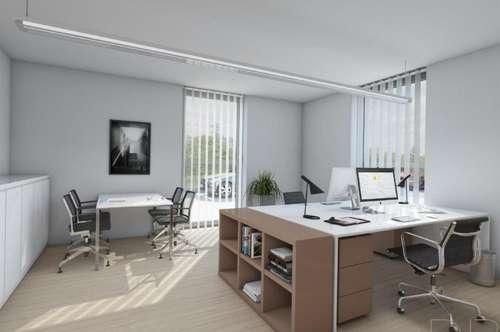 Moderne Neubaubüros 25-250 m² im Erstbezug !!!