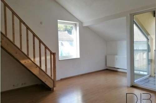 + DB Immobilien + Wohnung mit Galerie direkt am Wienerwald !!!