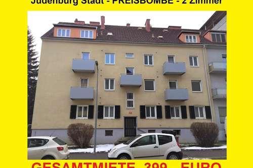 PROVISIONSFREI - Judenburg Stadt - 2 Zimmer - supergünstig