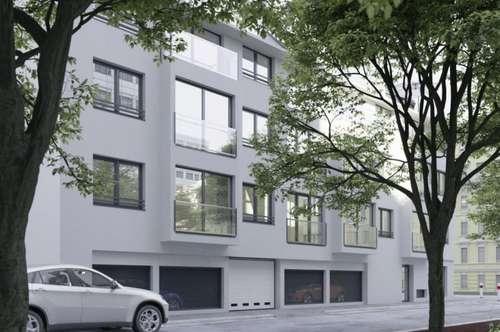 Urbane Neubauwohnungen in Grünlage Nähe der U-Bahn