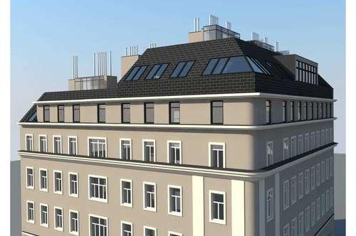 Traumhaftes Wohnen mit Terrasse am Rennweg in Citynähe
