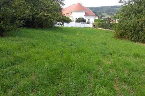 Baugrundstück in Zentrumsnähe Bad Sauerbrunn, ruhige Lage, privat zu verkaufen