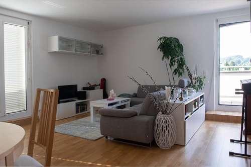 Provisionsfrei: renoviertes Penthouse + 48 qm Dachterrasse in Uninähe