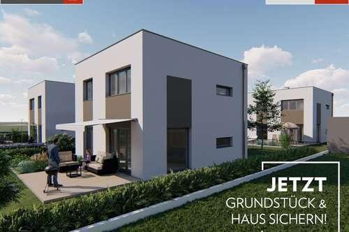 Ziegelmassivhaus + Grund in EBENFURTH ab € 320.000,-