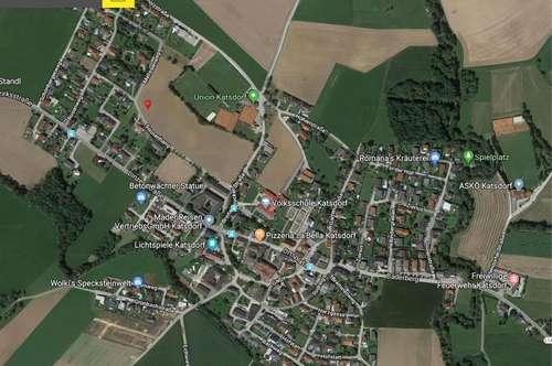 Katsdorf: Eigentumswohnung mit Eigengarten ab € 218.000,-