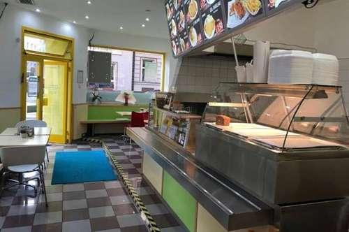 Gastronomielokal mit billiger Miete und günstiger Ablöse!!