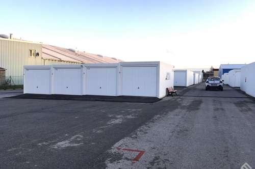 Garagen zum Mieten - Lagerflächen - auch kurzfristig ab 3 Monate möglich!