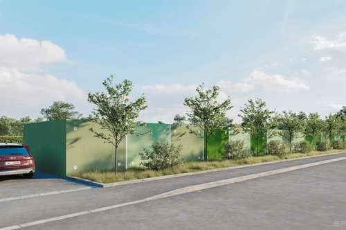 Jetzt vormerken! Garagenpark in Schwertberg