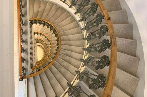 Exklusive Penthouse-Maisonette-Wohnung mit Dachterrasse und Blick über Wien!