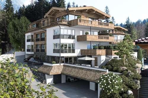 Erstbezug: Exklusive Wohnung in traumhafter Lage mit eigenem Garten, hochwertige EBK, gehobene Ausstattung