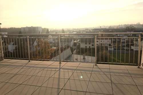 Luxuriöses Penthouse mit traumhaftem Ausblick