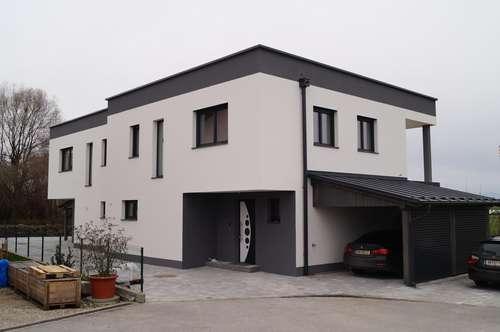 Doppelhaus hälfte