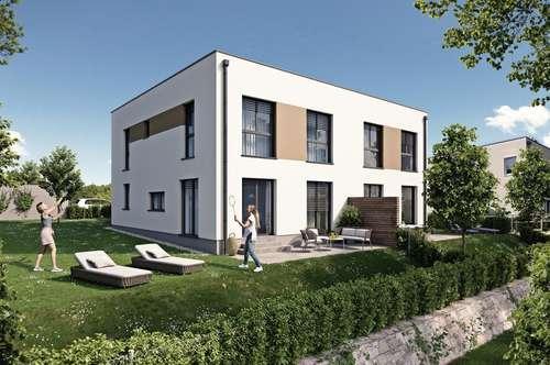 Nachhaltiges Wohnen in ruhiger Lage - LICHTENBERG HAUS 4 inkl. Keller