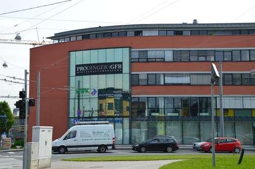SALZBURG, HOCHWERTIG ausgestattetes  MIETBÜRO in TOPLAGE Nähe Flughafen