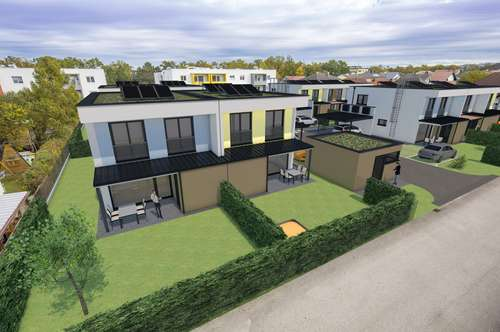 PAVILLON 1 Reihen/ Doppelhaus Provisionsfrei - Jetzt noch Mitplanen