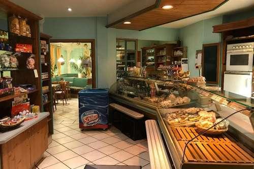 Klassisches Kaffeehaus inklusive Einrichtung ab sofort abzugeben