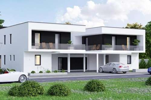 Hochwertige Doppelhaushälfte in Massivbauweise!