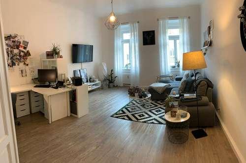 Provisionsfreie NEU! renovierte 3-Zimmer-Altbauwohnung Lend