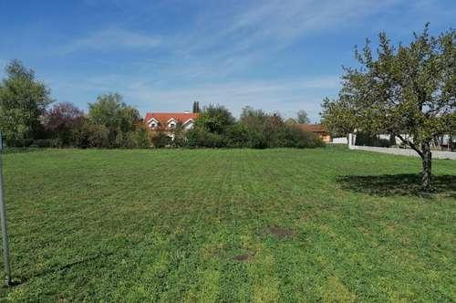 PODERSDORF AM SEE/ Privatverkauf von einem Grundstück in Seenähe