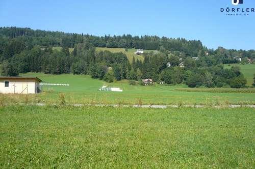 Ruhiger und sonniger Baugrund in Himmelberg