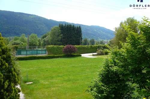 Sonniger Baugrund in Steindorf am Ossiacher See
