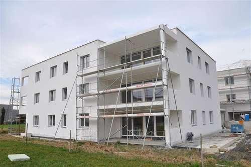 Neubau: 3-Zimmer-Erdgeschosswohnung in Altach