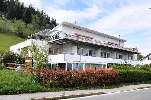 Wohnen in herrlicher Aussichtslage: 2,5-Zimmerwohnung in Bregenz-Fluh
