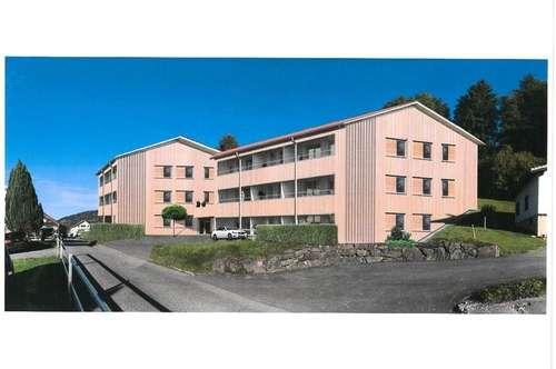 Attraktive 3 Zimmer-Dachgeschosswohnung in Neubau