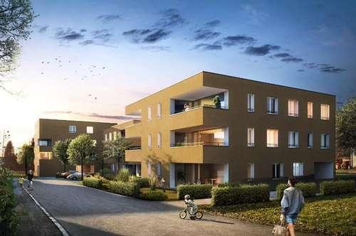 Neubau: Hörbranz 3 Zimmer-Terrassenwohnung